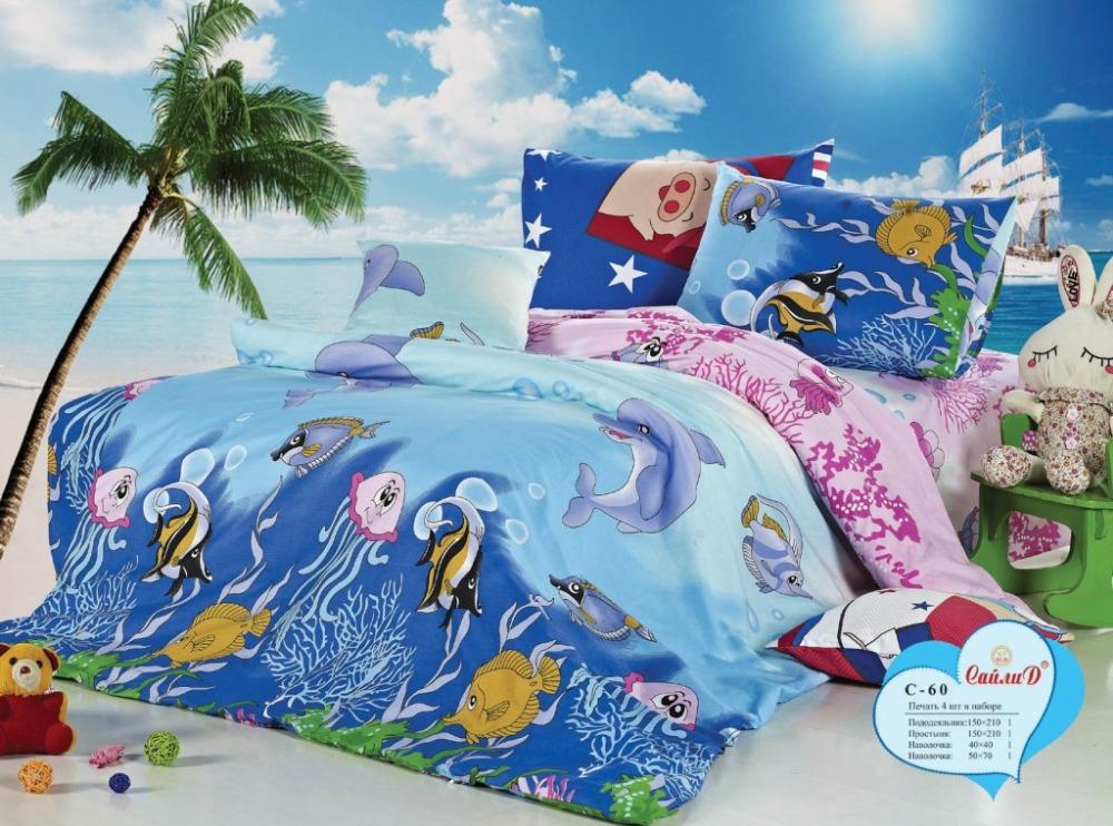 детское постельное белье сайлид