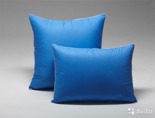 подушки из холлофайбера